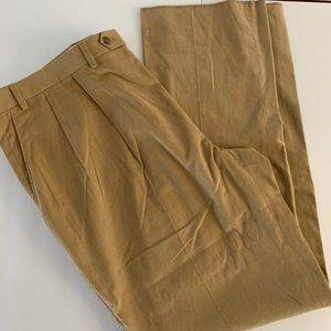 Ralph Lauren Khaki Dress Pants